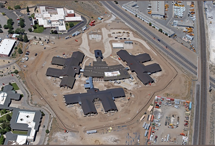 <p>UPDATE! New Northern Nevada State Veterans Home</p>