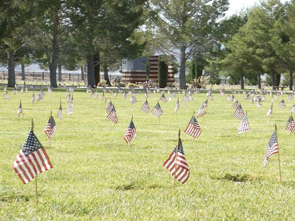 Southern Nevada Veterans Memorial Cemetery - Nevada