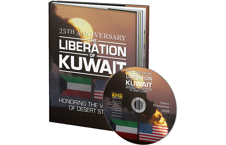 "<p>The State of Kuwait is providing a special ""thank you"" to the men and women who served in Operation Desert Storm.  Free Gift for Gulf War Veterans </p>"
