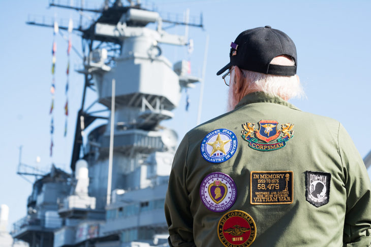 <p>Could Military Service Impact Your Health? Take the Questionnaire! </p>
