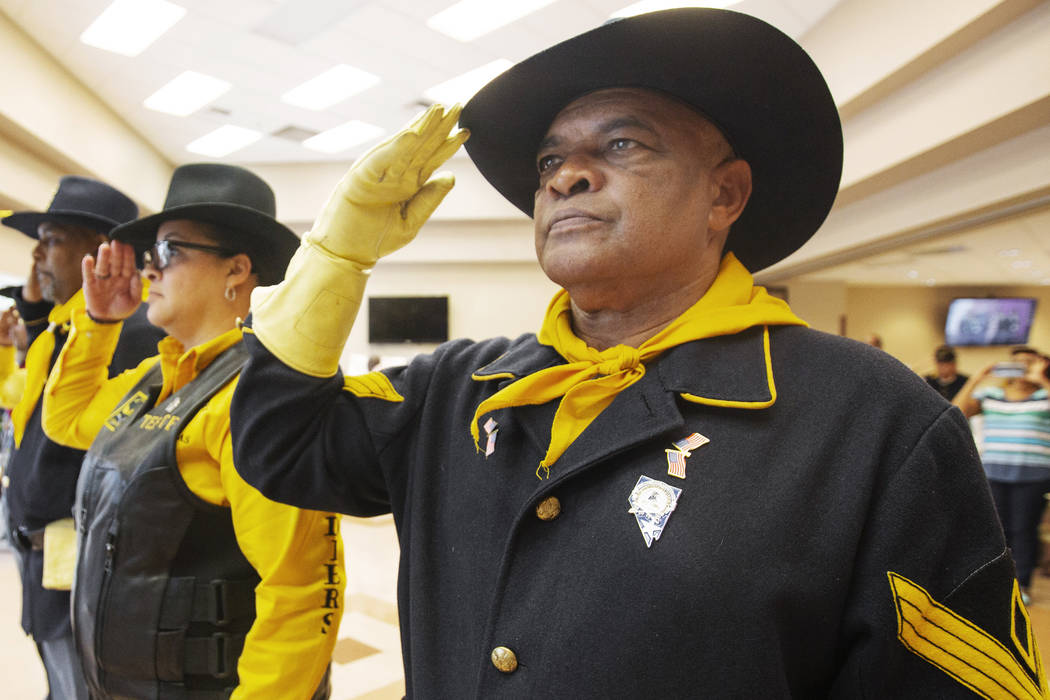 <p>NDVS celebrated the Second Annual Buffalo Soldiers Day Honoring Nevada's African American Veterans on Tues., July 28. </p>