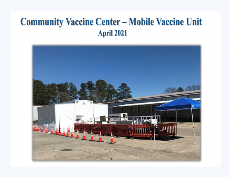 <p>FEMA is sending mobile vaccination units (MVU) to Nevada to support equitable distribution of COVID-19 vaccine to vulnerable populations.</p>