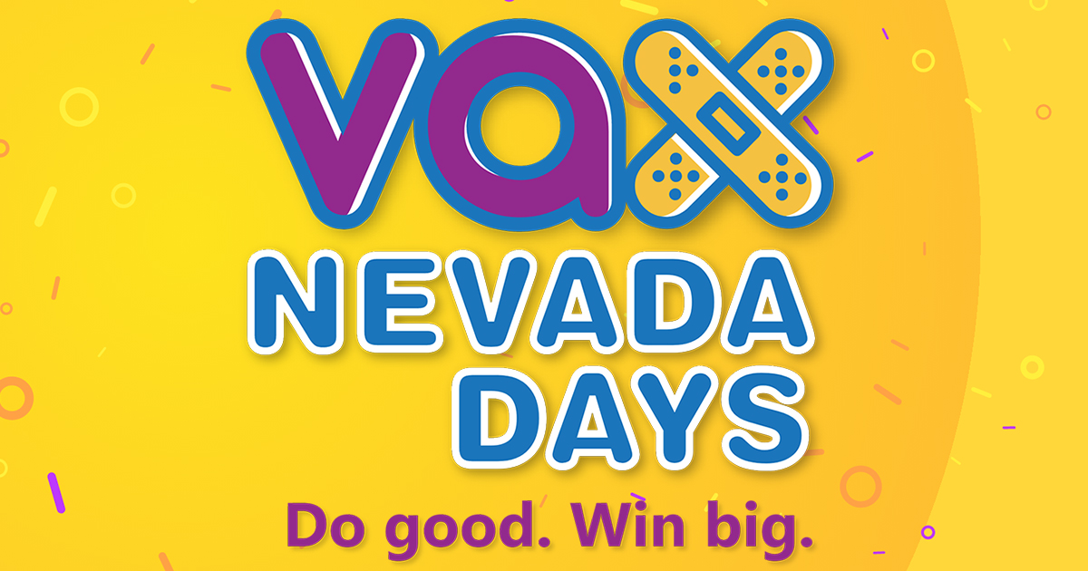 Nevadans Vaccinated at VA Facilities Eligible for Vax Nevada Days