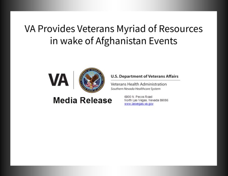 <p>With the recent news surrounding the United States' withdrawal from Afghanistan, it's a particularly emotional time for many Veterans, as well as their family members, survivors, and caregivers.</p>