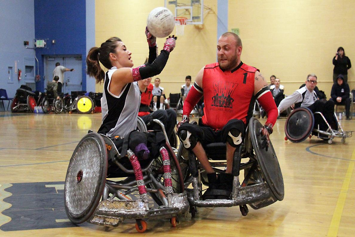 The City of Reno has Registration Now Open for Wheelchair Rugby